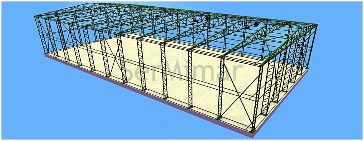 Hafif Çelik Profil İmalat Malzeme İşçilik Montaj Fiyatları