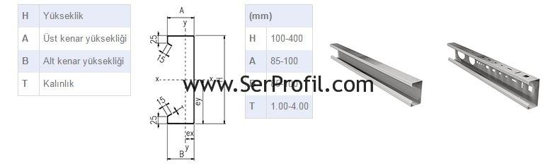 serprofil-C-plus-Profil-cizimi