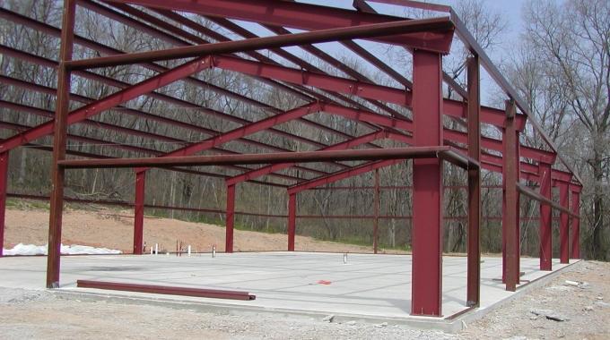 Çelik İskeletli Sandviç Panel Ahır Proje ve Yapım Fiyatı