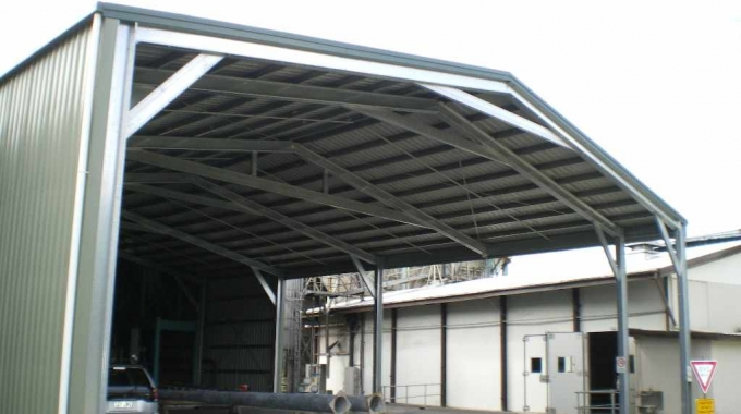 Çelik Bina Fabrika Depo Hangar İnşaatı M2 Maliyeti