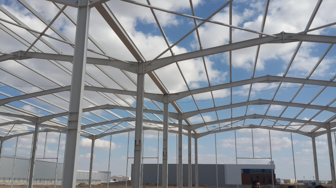Çelik Hangar Fiyatları, Çelik Depo Yapımı, Çelik Hangar Projeleri