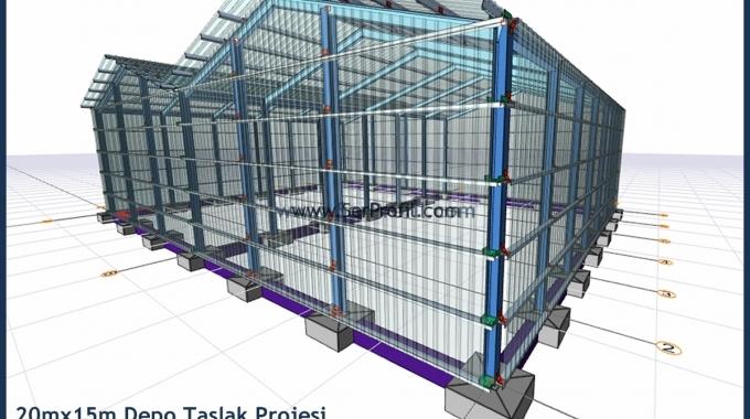 GÜNCEL Çelik Konstrüksiyon DEPO Fabrika Metrekare Fiyatlarımız