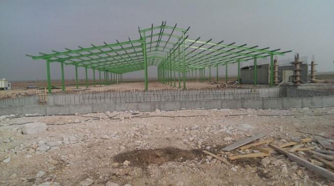 2016 Çelik Konstrüksiyon Yapı Fiyatları