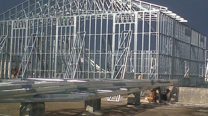 Hafif çelik yapı firmaları