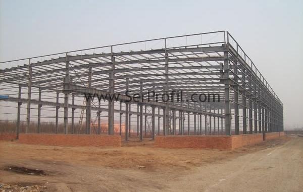 Çelik Konstrüksiyon İmalat Montaj Fiyatları Listesi