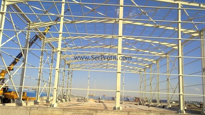 Çelik Konstrüksiyon Fabrika Depo M2 Fiyatları