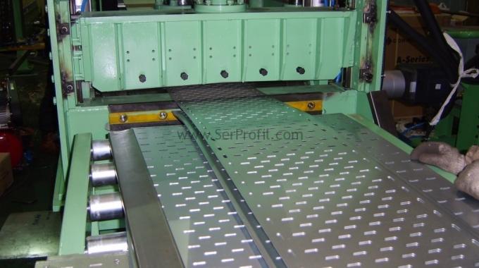 Galvanizli Boyalı Alüminyum DELİKLİ SAC Üretim ve Satışı