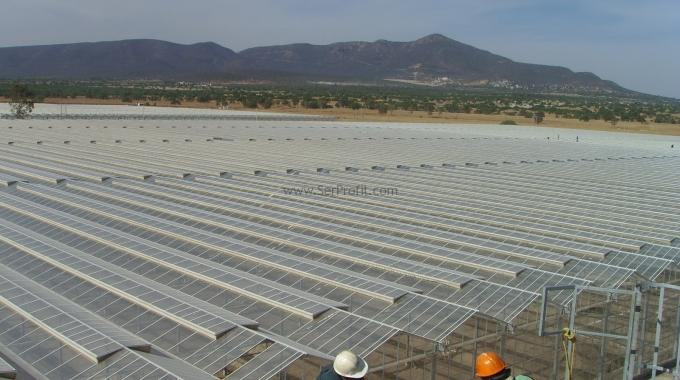 Polikarbonat Sera Yapımı, Hazır Çelik İskeletli Lüks Sera Fiyatları 2016