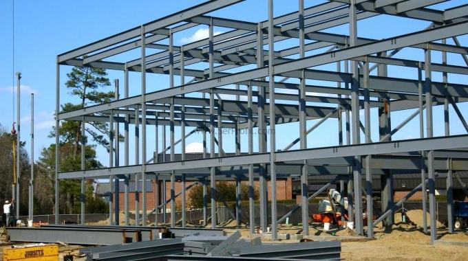 Çelik İskeletli Duvar Çatı Yalıtımlı Sandviç Panelli Fabrika Metrekare Fiyatları 2016