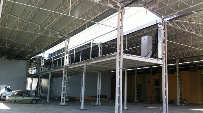 Çelik Profilden Makaslı Kirişli Komple Anahtar Teslim Fabrika Fiyatları