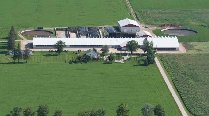 1000 Büyükbaş Hayvan Çiftliği Ahır Projeleri ve Komple Anahtar Teslim Maliyeti Fiyatları