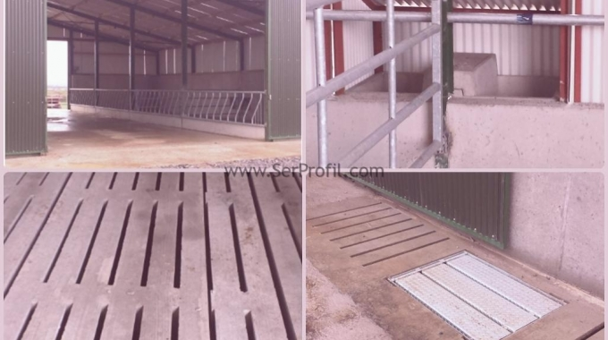 Beton Plastik Ahır Izgara Sistemleri Malzeme İşçilik Fiyatları