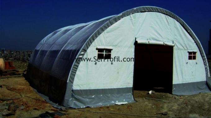 2017 Çadır Kümes Fiyatları, İzolasyonlu Sistem Çadır Yapımı