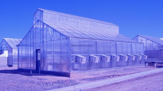 1 Dönüm (1000 m2) Cam Sera Projeleri ve Anahtar Teslim Yapım Maliyeti 2017