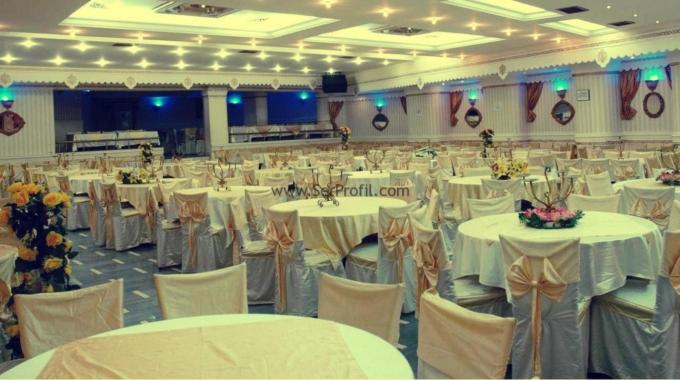 Prefabrik ÇELİK Düğün Salonu Anahtar Teslim Fiyatları 2017