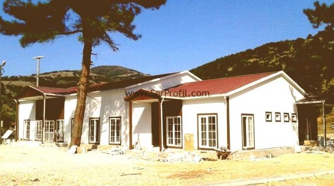 Prefabrik ÇELİK Düğün Salonu Projeleri ve Anahtar Teslim Yapım Maliyeti
