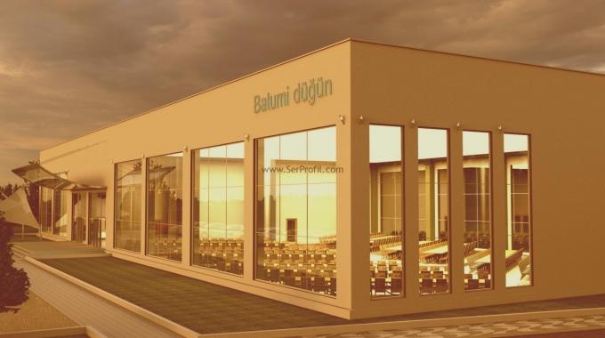 ÇELİK Prefabrik Düğün Salonu Projeleri ve Yapım Maliyeti