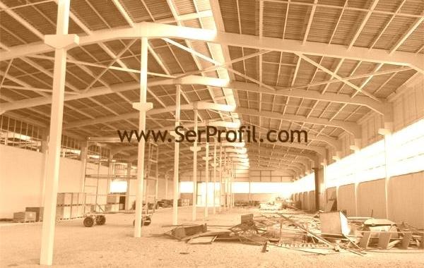2017 Çelik Konstrüksiyon Depo Hangar Malzeme İşçilik Kg Ton Fiyatları