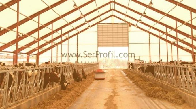100 Başlık Besi Çiftliği Maliyeti, Besi Ahırı Kurma Projeleri Fiyatları 2017