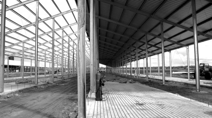 Prefabrik Depo Yapımı, Prefabrik Depo Hangar Fiyatları 2017