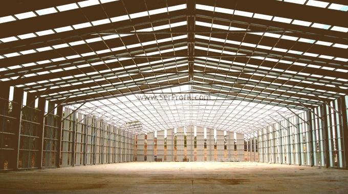2017 Yılı Çelik Depo Fabrika Hangar Fiyatları