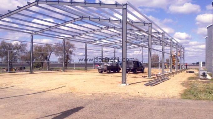Çelik Konstrüksiyon Fiyatları, HAFİF Çelik Fabrika Projeleri Yapımı