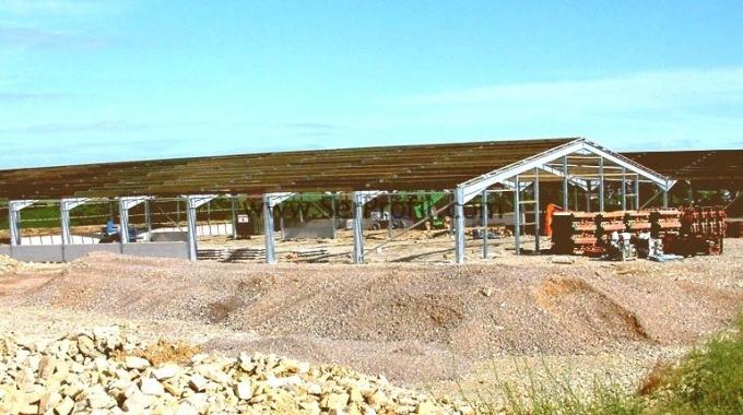 1000 Büyükbaş Açık ve Kapalı Hayvan Çiftliği Maliyeti Projeleri Fiyatları