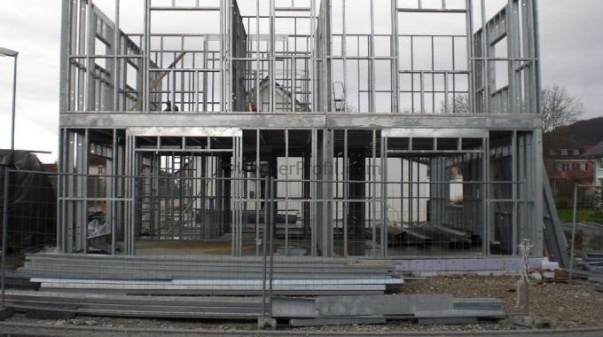 Çelik Ev Villa Yapı Depo Profilleri Malzeme İşçilik Montaj Fiyatları 2017