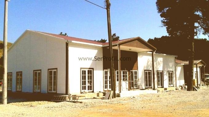 Çelik Konstrüksiyon Prefabrik Düğün Salonu Projeleri ve İnşaat Maliyeti