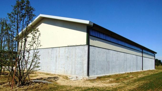 Prefabrik Ahır Yapım Fiyatı, Hazır Çelik İskeletli Ahır Projeleri ve Fiyatları