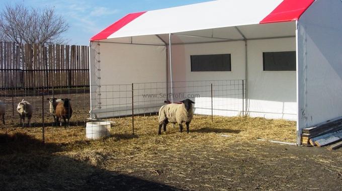 Devlet Desteği ile Bir Koyun Çiftliği Kurmak, Ağıl Projeleri Yapı Fiyatları