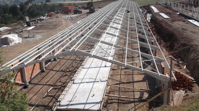 Çelik Konstrüksiyon Ahır Maliyeti Yapım Fiyatları