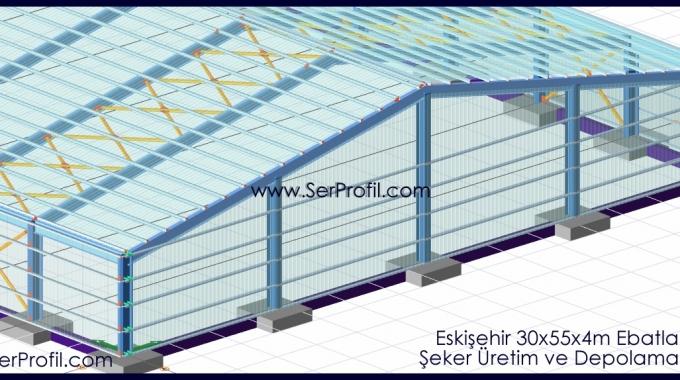 Prefabrik Hangar M2 Fiyatları, Çelik Depo Projeleri İnşaat Maliyetleri