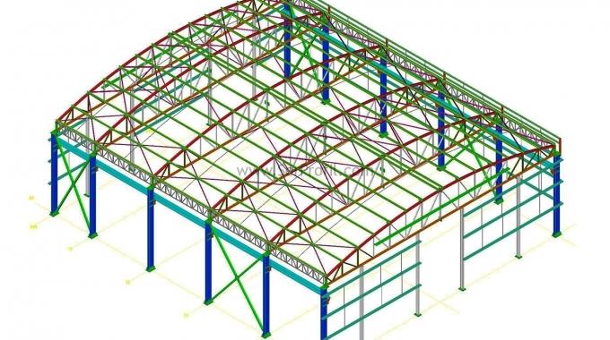 Ahır Çelik Çatı Fiyatları, Ahır Projeleri ve Anahtar Teslim Yapımı