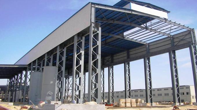 Çelik Konstrüksiyon Fabrika Metrekare Fiyatları Malzeme İşçilik Anahtar Teslim