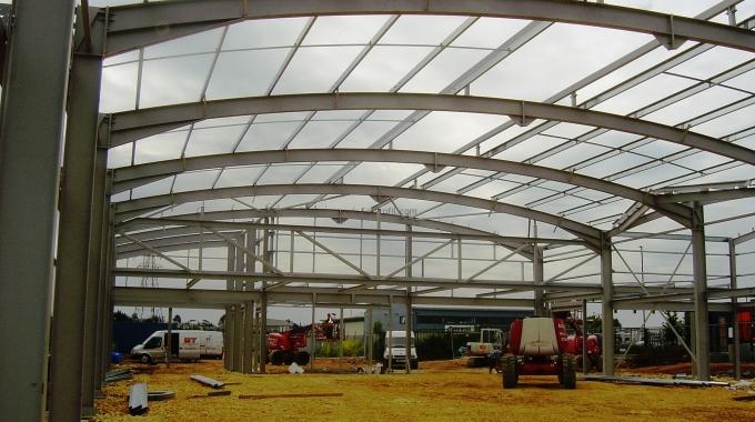 1000 m2 Çelik Konstrüksiyon Bina Depo İnşaat Maliyet Fiyatları Hesaplama