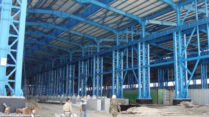 Çelik Konstrüksiyon Bina Çelik Fabrika Fiyatları 2017
