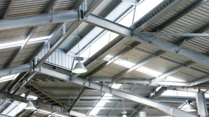Çelik İskeletli Prefabrik Fabrika Depo Hangar Metrekare Fiyatları 2017