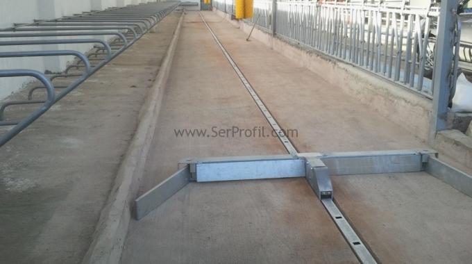 Prefabrik Betonarme ÇELİK Çadır Ahır Projeleri Yapım Fiyatları