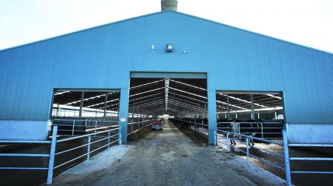 Büyükbaş Hazır Hayvan Çiftliği Projesi İnşaat Yapım Fiyatları 2017