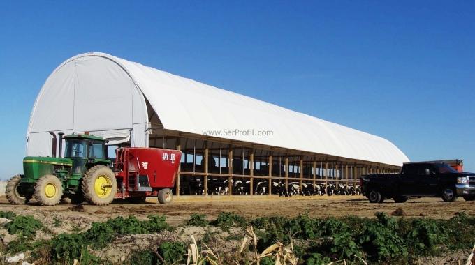 100 Büyük Başlık Besi Ahır Çiftlik Projesi İnşaat Fiyatları Ekipman Maliyeti