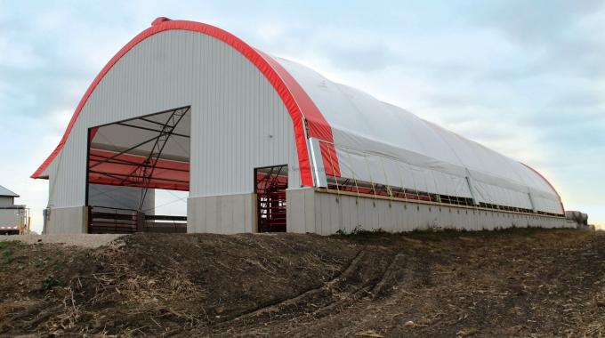 Prefabrik Ahır Yapım Fiyatı, Çelik İskeletli Çiftlik Projeleri Yapım Maliyetleri