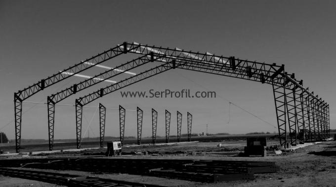 Prefabrik Fabrika Maliyet Hesabı Çelik Konstrüksiyon Depo Fiyatları