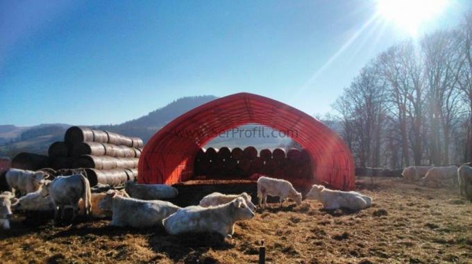 Büyükbaş Küçükbaş Besi Çiftliği Anahtar Teslimi Kurma Maliyeti 2017