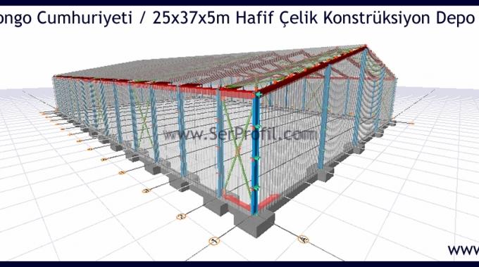 2017 Çelik Konstrüksiyon Fabrika M2 Fiyatları Maliyetleri