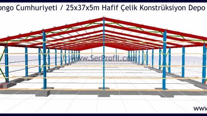 Çelik Konstrüksiyon Depo Hangar Avantajları Fiyatları Firmaları