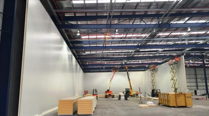 Çelik Konstrüksiyon Hangar Depolar Prefabrik Çelik İskeletli Fiyatları
