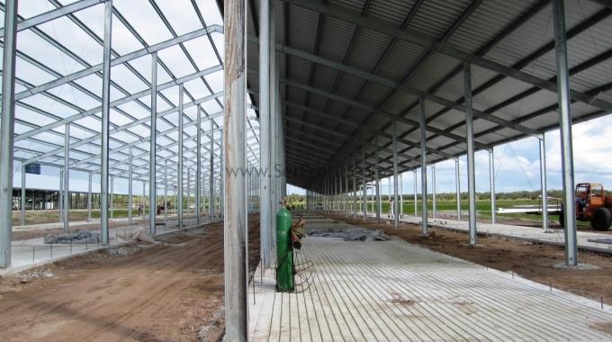 Hayvan Çiftliği Ahır Projeleri Kurulum Maliyeti Anahtar Teslim Fiyatları
